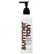 Mancine Summer Tan Self Tanning Lotion Light