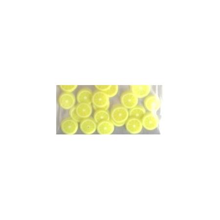 Nail Art 3D Fruit Lemon PK/24pc's