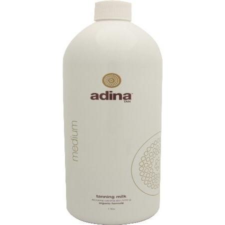 Adina Tanning Milk 1 Litre - Medium