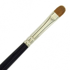 Dome Brush Sable 1/4""