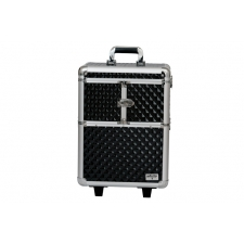 Artizta Coco Medium Pull Along Case Black