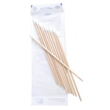 Cotton Tipped Orange Sticks Pk/12