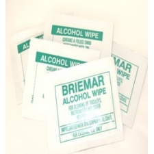 Alcohol Wipes 3pk/100each's